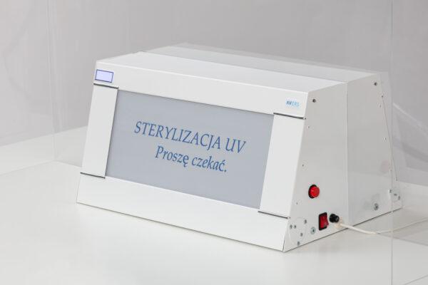 Sterylizacja UV